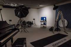 Studio Schagen in Other-in-nl with Backgrounds,  Infinity wall and Softboxes
