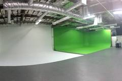 Green Screen, White Cyc and Black Void in Los-angeles with Infinity wall,  Green screen / blue screen and Tabletop