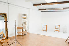 Beautiful Natural Light Studio in Surrey, UK in Other-in-uk with Clothes rail,  Garment steamer and Air-conditioning