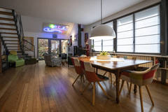 LOFT a Bergamo in Other-in-it with Wi-Fi,  Air-conditioning  and Street parking