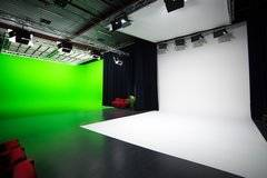 Green Screen Photo Studio - ARNHEM in Other-in-nl with Green screen / blue screen,  Studio lights and Ceiling rail system